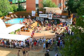 Ежегодный фестиваль стрит-арта MOST, 2012